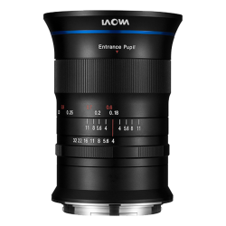 Laowa 17mm f/4 Ultra-Wide GFX Zero-D