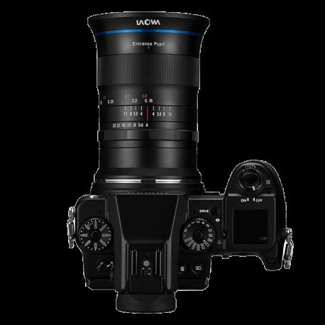 Laowa 17 mm f/4 Zero-D GFX