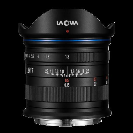 Laowa 17 mm f/1,8
