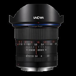 Laowa 12 mm f/2.8 Zero-D (černý)