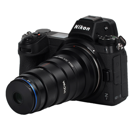 Laowa 25 mm f/2.8 2.5-5X Ultra-Macro