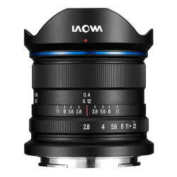 Laowa 9 mm f/2,8 Zero-D