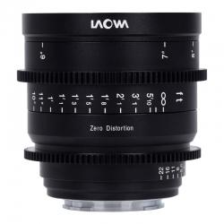 Laowa 15 mm T/2,1 Zero-D Cine