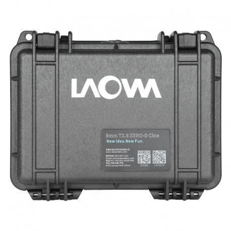 Laowa 9 mm T/2,9 Zero-D Cine