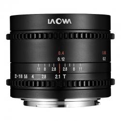 Laowa 7,5mm T/2,1 MFT Cine