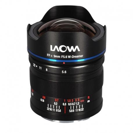 Laowa 9mm f/5,6 FF RL (černý)