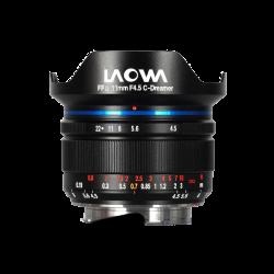 Laowa 11 mm f/4,5 FF RL  (černý)