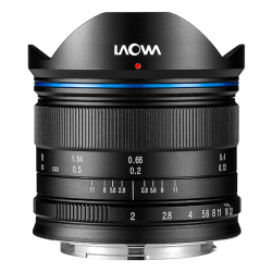 Laowa 7.5 mm f/2 MFT