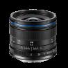 Laowa 7.5 mm f/2 MFT černé provedení
