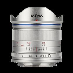 Laowa 7.5 mm f/2 MFT odlehčená verze pro dron