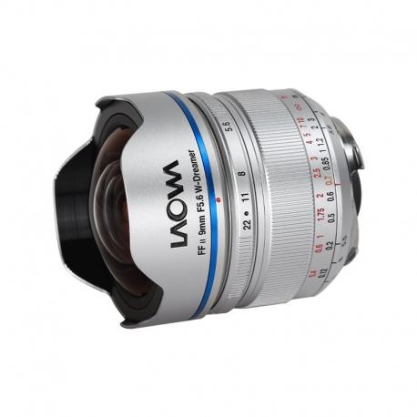 Laowa 9mm f/5,6 FF RL (stříbrný)